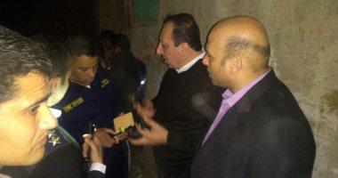 إصابة 3 مواطنين فى انفجار أسطوانة بوتاجاز داخل شقة بمنشأة ناصر