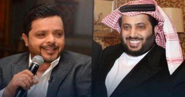 """هنيدى لتركى آل شيخ بعد فوز الهلال السعودى: """"محتاجة حفلة كبيرة يا أبو ناصر"""""""