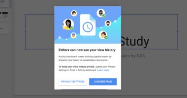جوجل تطلق تحديث جديد لحزمة G Suite الخاصة بها -