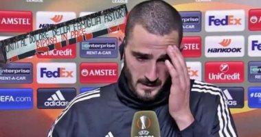 تعرف على سبب بكاء بونوتشى بعد هزيمة أرسنال