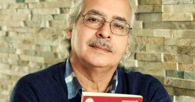 """برهان شاوى ينتهى من كتابه المتاهة الأخيرة من سلسلة """"المتاهات التسع"""""""