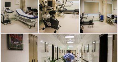مستشفى وادى النيل يفتتح أكبر مركز بالشرق الأوسط وإفريقيا لفحص القلب الرياضى