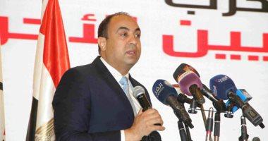 النائب خالد عبد العزيز: السيسي يبنى دولة عظيمة رغم الظروف المحيطة