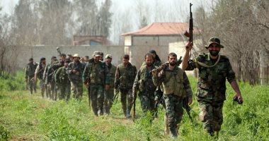 """""""سانا"""": الجيش السورى يستعيد السيطرة على بلدة """"أفتريس"""" فى الغوطة الشرقية"""