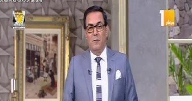 فيديو خيري رمضان يعود لبرنامجه مصر النهاردة اليوم السابع