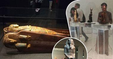 فى ذكرى افتتاحه الـ 225.. متحف اللوفر يتلألأ بالآثار المصرية المسروقة
