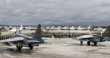 """""""الدفاع الروسية"""" تعلن تدمير عدة صواريخ استهدفت قاعدة حميميم غرب سوريا"""