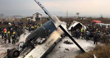 مقتل شخص جراء تحطم طائرة فى لينينجراد بشمال غرب روسيا