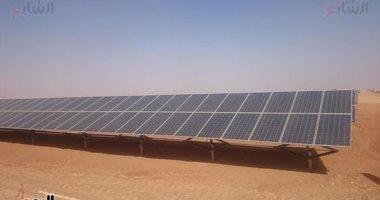 """غدا.. افتتاح أكبر محطة طاقة شمسية بـ""""بنان"""" تنتج 90% من طاقة السد العالى"""