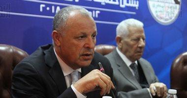 """أبو ريدة يجدد مفاوضاته مع البرتغالى """"كيروش"""" لتدريب الفراعنة"""