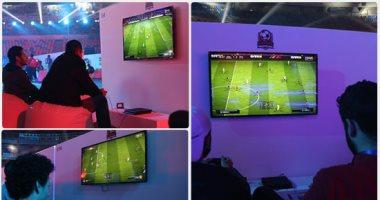 انطلاق بطولة تركى آل الشيخ للألعاب الإلكترونية باستاد القاهرة