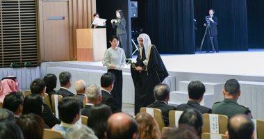 الأمين العام لرابطة العالم الإسلامى يشارك اليابانيين ذكرى تسونامى