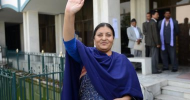"""انتخاب رئيسة نيبال """"بيديا ديفى بندارى"""" لفترة رئاسية ثانية"""