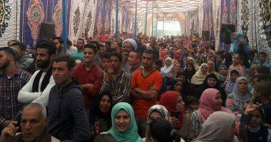 """""""كلنا معاك من أجل مصر"""" تنظم مؤتمرا حاشدا بالمنيا لتأييد الرئيس السيسى"""