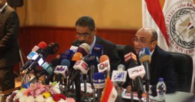 ضياء رشوان: 60 ألف صحفى وإعلامى يعملون فى مصر وحرية الرأى ليست منحة من أحد