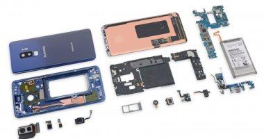 iFixit : جلاكسى S9+ من الصعب إصلاحه