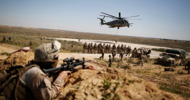 """صور.. انطلاق تدريبات """"جونيبر كوبرا"""" بين القوات الأمريكية والإسرائيلية"""