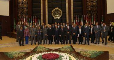 صور.. بروتوكول تعاون بين مجلس الدولة والأكاديمية العربية فى مجال الميكنة