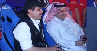 تركى آل الشيخ عن مباراته مع هنيدى: تحدى بنكهة سعودية مصرية