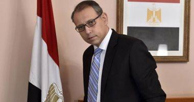 سفير مصر فى لبنان يغادر بيروت قريبا عقب تعيينه رئيس دائرة الشرق الأوسط