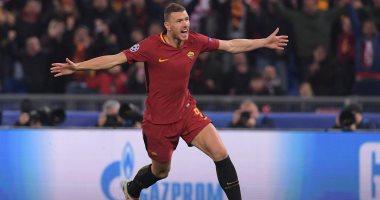 فيديو.. دجيكو يقود روما لربع نهائى أبطال أوروبا على حساب شاختار