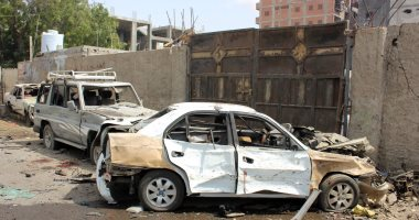 مقاتلات التحالف العربى تستهدف الحوثيين فى تعز