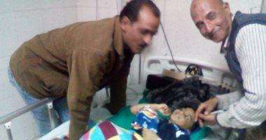تجديد حبس الأم وزوجها في قضية تعذيب طفلها