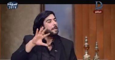رامى جان: أخطأت حينما تعاطفت مع الإخوان.. وأعتذر لشعب مصر وقيادات الدولة