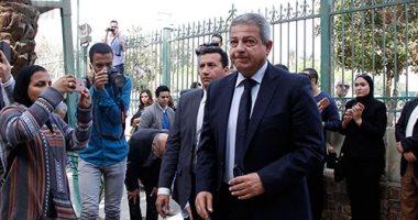 وزير الشباب والرياضة يشهد ختام أنشطة الطلائع باستاد القاهرة