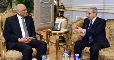 رئيس البرلمان: قطان لعب دورا كبيرا فى توطيد العلاقات المصرية السعودية