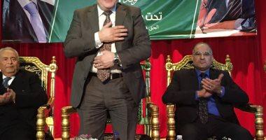 صور.. رئيس حزب الوفد: يجب تلبية نداء الوطن بالخروج للانتخابات ودعم السيسي