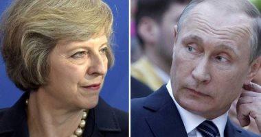 القيصر يصعد المواجهة مع الغرب بعد طرد دبلوماسييه.. موسكو تطالب لندن بسحب 50 بريطانيا جديدا. 20180314040630630