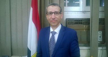 الزراعة: تعيين حسام عواد رئيسًا للإدارة المركزية لشئون مكتب الوزير