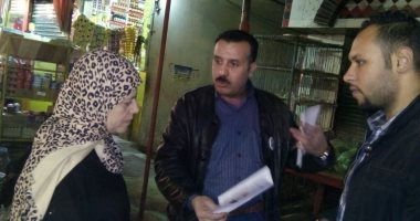 المصريين الأحرار ينظم حملة طرق أبواب بعين شمس للتوعية بأهمية الانتخابات