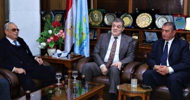 البدوى لمحافظ كفر الشيخ: الوفد بهيئته العليا وقواعده يدعم الرئيس