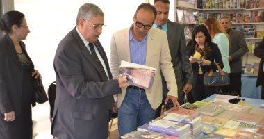 38 دار نشر فى معرض طنطا للكتاب بخلاف قطاعات وزارة الثقافة.. اليوم
