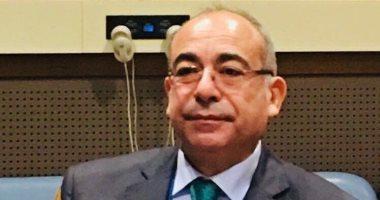 مندوب مصر الدائم بالأمم المتحدة فى نيويورك يشارك باجتماع مجلس الأمن