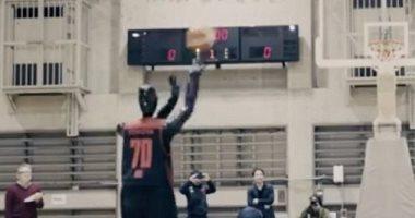 تويوتا تطور روبوت طوله 6 أقدام يمكنه التفوق على لاعبى كرة السلة -