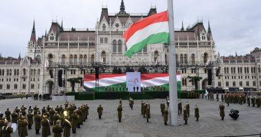 صور.. المجر تحيى الذكرى الـ 170 لثورة الاستقلال عام 1848