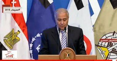 فاروق جويدة يهدى قصيدة للشهداء.. ويؤكد: الرئيس وضع سلوكيات رفعت قيمة الإنسان