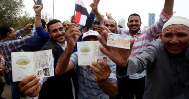 سفارة مصر فى الإمارات تمد التصويت فى أول أيام الانتخابات الرئاسية لزيادة الاقبال