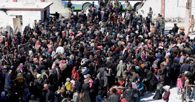 روسيا: 79702 من المدنيين غادروا الغوطة الشرقية في سوريا -