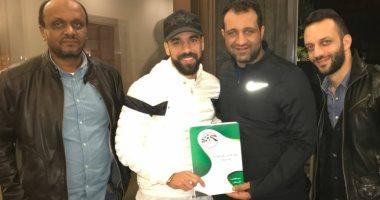 مرتضى منصور يكشف طلبات عبد الله السعيد بعد التوقيع للزمالك