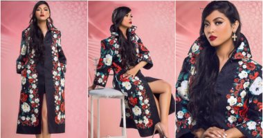 مى الغيطى بـ جاكيت مثير فى إطلالة جديدة من Dolce & Gabbana