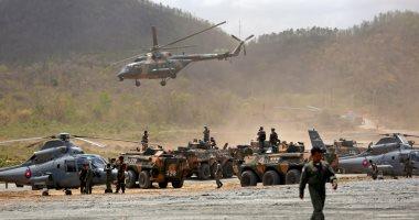 كمبوديا تبدأ مناورات عسكرية مع الصين فى ظل فتور علاقتها بواشنطن