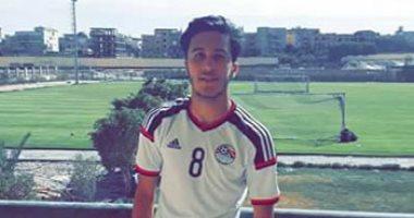 عبد الرحمن أسامة يوقع لدمنهور لمدة 5 سنوات
