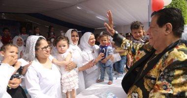 """صور.. شعبان عبد الرحيم من سجن القناطر: """"بكره إسرائيل وبحب السيسي"""""""