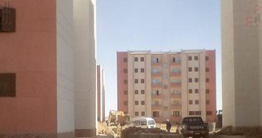 طرح تنفيذ 38 آلاف وحدة سكنية بمشروع الإسكان الاجتماعى داخل مدينة بدر خلال أيام