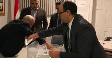 سفارة مصر بكندا تنتهى من فرز أصوات الناخبين 201803190411431143