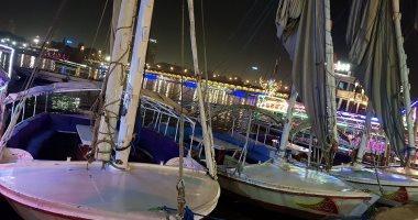 من المراكب للحناطير.. حكايات مهن سياحية مرتبطة بكوبرى قصر النيل
